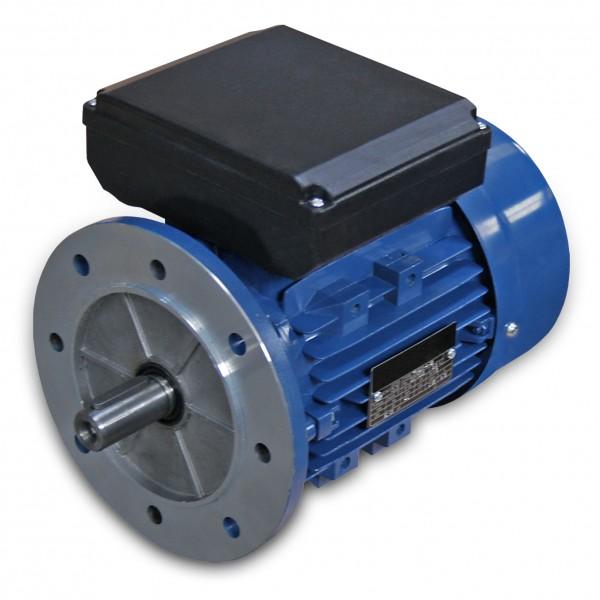 1,5 kW - 3000 U/min - B5 Einphasen-Wechselstrommotor