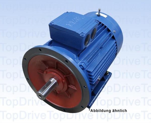 55 kW - 3000 U/min - B35 - IE3 Drehstrom-Norm-Motor