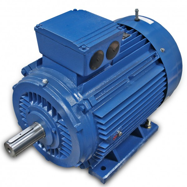 18,5 kW - 1500 U/min - B3 - IE3 Drehstrom-Norm-Motor