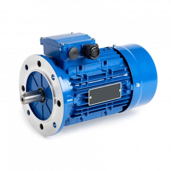 7,5 kW - 1500 U/min - B35 - IE3 Drehstrom-Norm-Motor