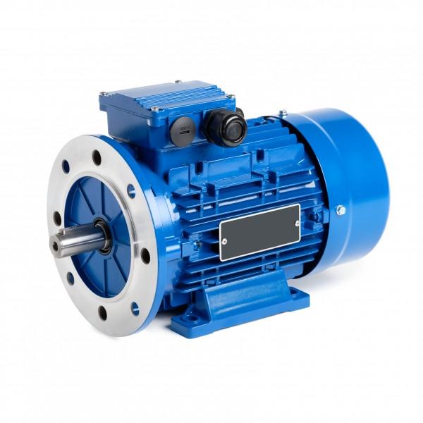 5,5 kW - 1500 U/min - B35 - IE3 Drehstrom-Norm-Motor