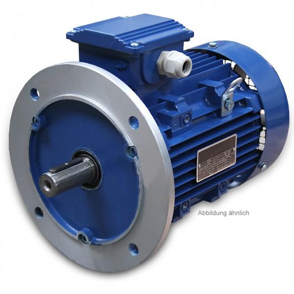1,1 kW - 1500 U/min - B5 - IE3 Motor mit erhöhter Leistung