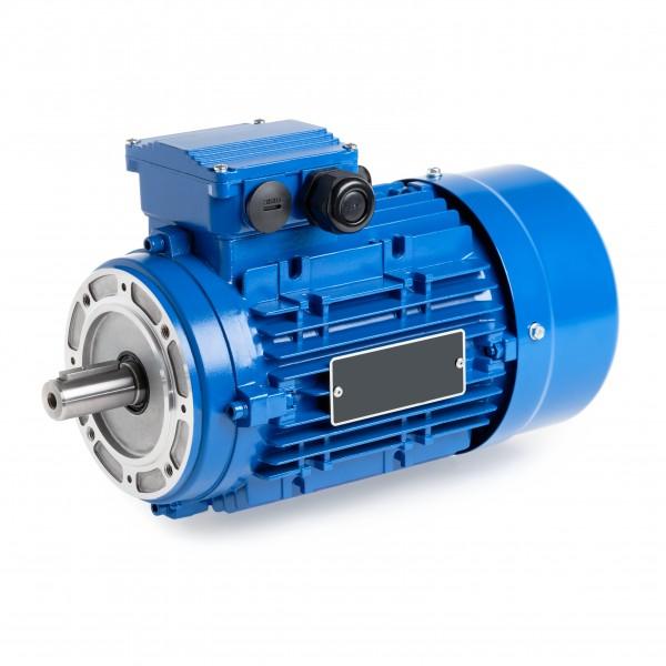 0,18 kW - 1000 U/min - B14B Drehstrom-Norm-Motor