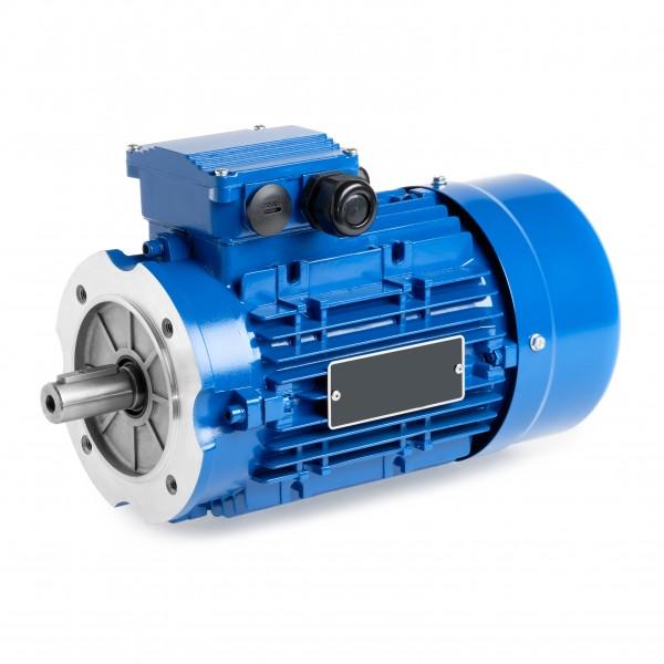 7,5 kW - 3000 U/min - B14B Drehstrom-Norm-Motor
