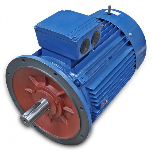 7,5 kW - 1000 U/min - B5 Drehstrom-Norm-Motor