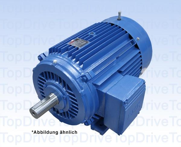 132 kW - 1500 U/min - B3 - IE3 Drehstrom-Norm-Motor