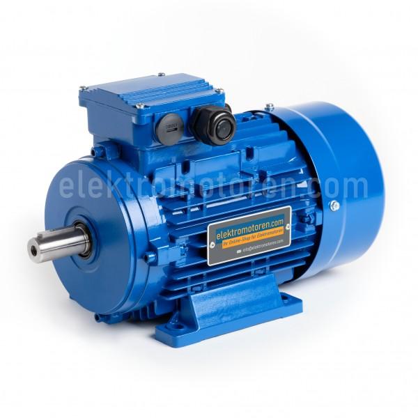 0,75 kW - 1000 U/min - B3 Drehstrom-Norm-Motor