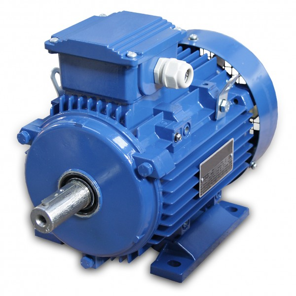 4 kW - 1500 U/min - B3 - IE3 Motor mit erhöhter Leistung