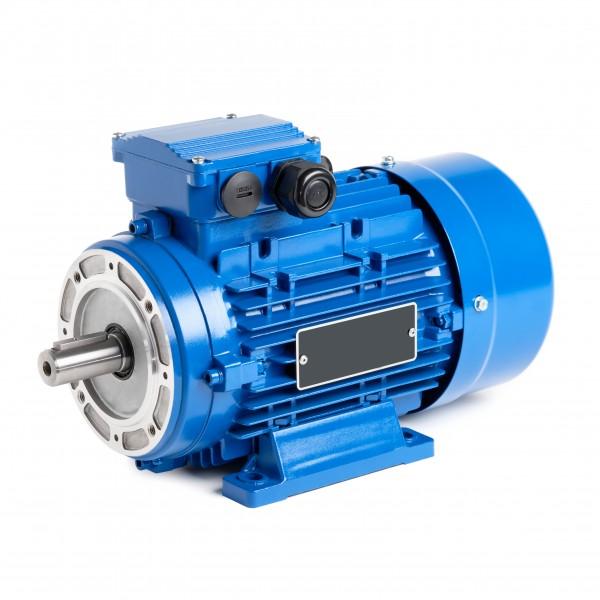 4 kW - 3000 U/min - B34A - IE2 Drehstrom-Norm-Motor