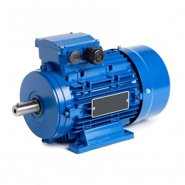 Elektromotor Drehstrom-Motor IE3 Energiesparmotor 1,5 kW 3000 U//min B14