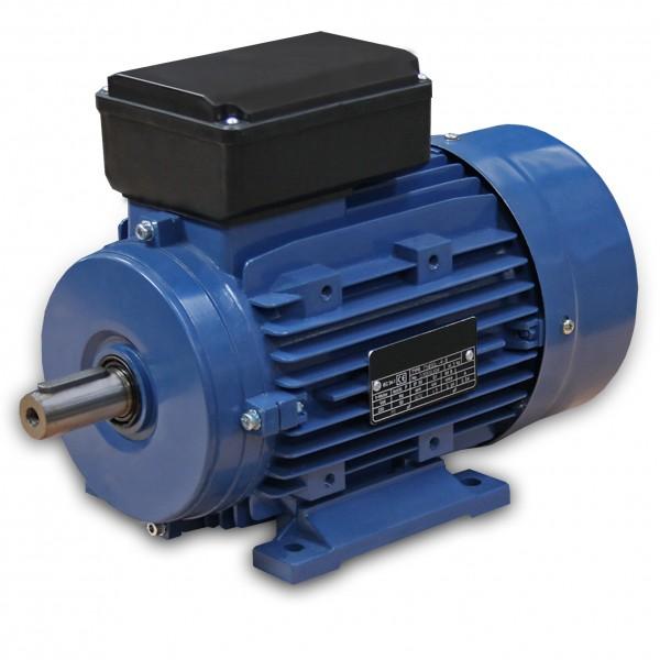 0,37 kW - 1500 U/min - B3 Einphasen-Wechselstrommotor